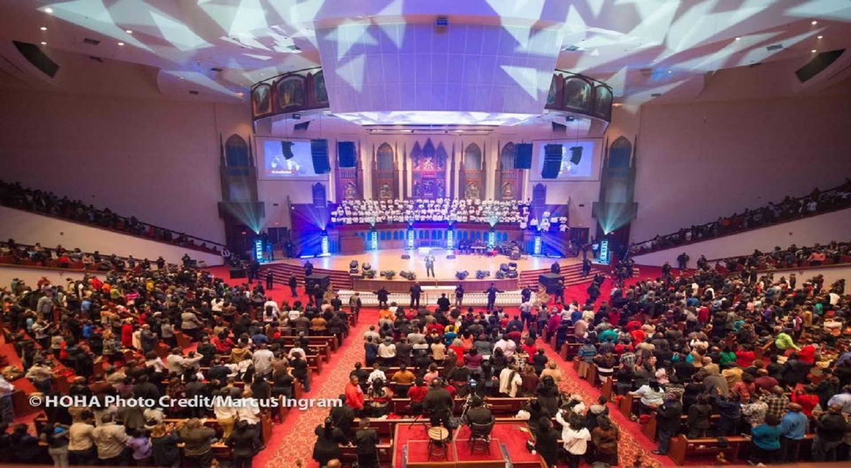 greater travelers rest baptist church pastor e dewey smith jr